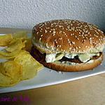 recette Fish burger ou filet o fish, meilleur que Mac Do !