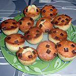 recette Muffins aux noix de coco