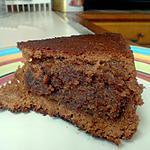 recette Gateau aux carambar dérivé du gateau au chocolat ultra simple