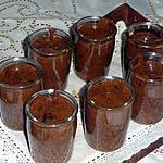 recette Mousse au chocolat avec léger arôme café