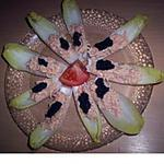 recette Barquette d'endive au surimi