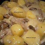 recette Blanquette de veau aux pommes de terre