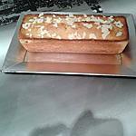 recette Gâteau léger au citron et aux noix