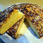 recette Gâteau mexicain orange-amandes