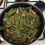 recette haricots vert plats