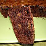 recette Brownies au nutella et spéculoos