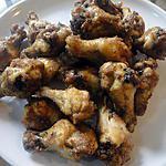 recette Ailes de poulet aux cinq-épices