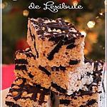 recette ~Carrés Rice Krispies aux biscuits Oréo~