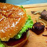 recette Burger King Végétalien
