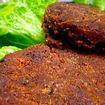 recette Steaks de lentilles