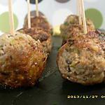 recette boulettes de veau aux olives