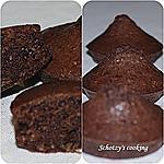 recette Mignardises chocolatées au son d'avoine & fève tonka