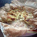 recette Tarte au fromage ;) !