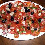 recette salade de tomate a ma facon