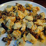 recette Poulet frit croustillant