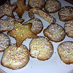recette biscuit de noel