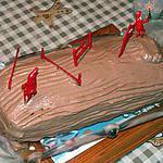 recette Buche schokoladen de Vienne