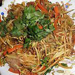 recette Pousses de soja sautées