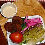 recette Falafels (boulette de pois chiches/fèves)