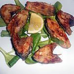 recette PESCE  FRITTO  (POISSON FRIT)
