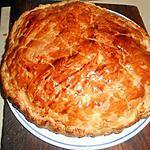 recette Tourte de volaille aux poireaux