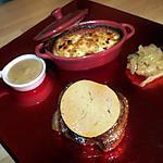 recette Tournedos de canard rossini
