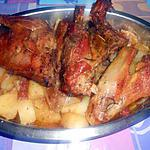 recette ANATRA  ARROSTO  (CANARD ROTI)