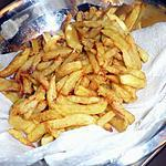 recette Frites Belges