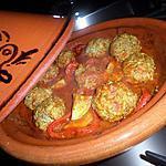 Boulettes de sardine à la marocaine