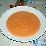 recette Velouté de carottes