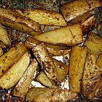 recette Pommes de terre au four style potatos