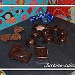 recette Petits chocolats type Imagine de Suchard