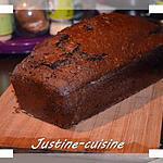 recette Cake au chocolat et aux amandes