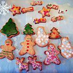 recette Petits biscuits à la cannelle