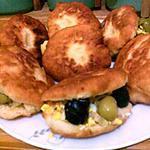 recette Fricassé, beignets tunisiens salés