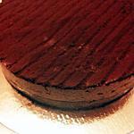 recette Entremet chocolat framboise