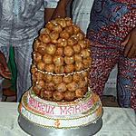 recette Gâteau de mariage de ma belle soeur 2
