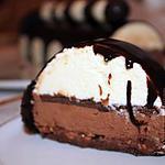 recette La Bûche aux 2 chocolats