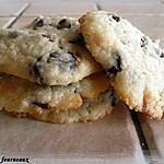 recette Cookies moelleux au St Môret & aux chunks au chocolat