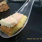 recette brioche perdue au foie gras (apéro de noël)