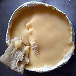 recette camembert au four