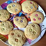 recette cookie smarties