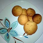 recette cookies miel et pépite de chocolat au lait