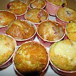 recette Gâteau aux canneberges et à l'orange