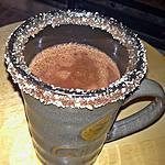 recette ~ Chocolat chaud à la cannelle caramélisée ~