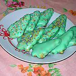 recette Sapin de Noël à la pistache