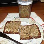 recette paté de foie aux pommes flambées à l'armagnac