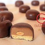 recette Mini Chocolat au caramel