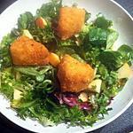 recette Salade de Camembert pâné