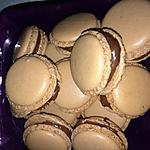 recette Macaron ganache praliné